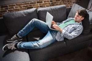 lazy entrepreneur